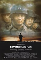 Saving Private Ryan Wall Poster