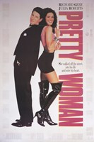 Pretty Woman Wall Poster