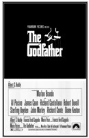 The Godfather Logo Fine Art Print