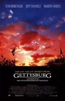 "Gettysburg Martin Sheen - 11"" x 17"", FulcrumGallery.com brand"