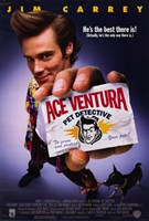 Ace Ventura: Pet Detective Framed Print