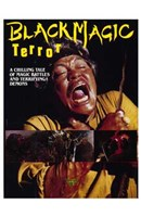 "Black Magic Terror - 11"" x 17"""
