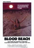 """Blood Beach - 11"""" x 17"""""""