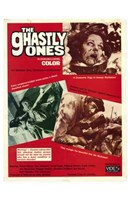 """The Ghastly Ones - 11"""" x 17"""" - $15.49"""