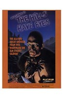 """The Hills Have Eyes Wes Craven - 11"""" x 17"""""""