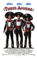 "The Three Amigos - 11"" x 17"""