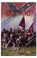 Gettysburg Wall Poster