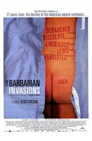 """The Barbarian Invasions - butt - 11"""" x 17"""" - $15.49"""