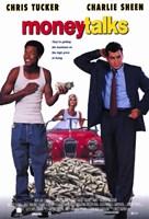 """Money Talks Tucker Sheen - 11"""" x 17"""""""