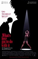 """What's Love Got to Do with it - spotlight - 11"""" x 17"""" - $15.49"""