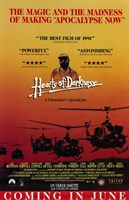 """Hearts of Darkness: a Filmmaker's Apocal - 11"""" x 17"""""""
