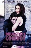 "Drugstore Cowboy Dillon Lynch - 11"" x 17"""