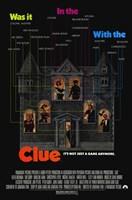 "Clue Christopher Lloyd - 11"" x 17"""