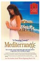 "Mediterraneo - 11"" x 17"""