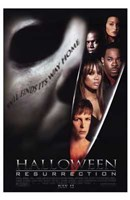 Halloween: Resurrection Wall Poster