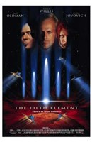 The Fifth Element Wall Poster