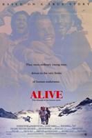"Alive - 11"" x 17"""