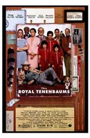 The Royal Tenenbaums - photo Wall Poster