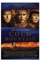Cold Mountain Wall Poster