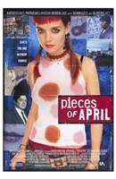 "Pieces of April - 11"" x 17"""
