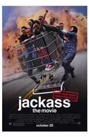 "Jackass: the Movie - 11"" x 17"""