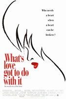 """What's Love Got to Do with it - 11"""" x 17"""" - $15.49"""