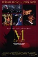 """M Butterfly - 11"""" x 17"""""""