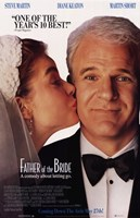 """Father of the Bride Steve Martin - 11"""" x 17"""""""