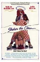 "Shakes the Clown - 11"" x 17"""