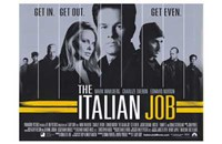 The Italian Job Fine Art Print