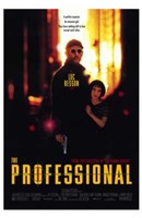"""The Professional Luc Besson - 11"""" x 17"""""""
