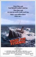 "Raise the Titanic (movie poster) - 11"" x 17"""
