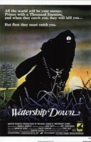 Watership Down Wall Poster