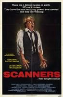 "Scanners - 11"" x 17"", FulcrumGallery.com brand"