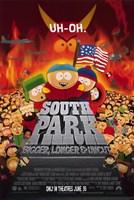 South Park: Bigger  Longer and Uncut Framed Print