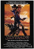 Silverado - Ride with them to the adventure of your life Wall Poster