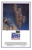 """The Right Stuff Future - 11"""" x 17"""""""