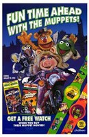 The Muppet Movie Wall Poster