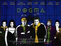 Dogma Ben Affleck Wall Poster