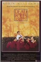 Dead Poets Society Wall Poster