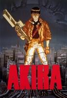 "Akira - movie - 11"" x 17"" - $15.49"