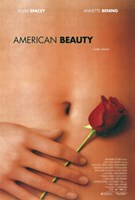 "American Beauty - Rose - 11"" x 17"""