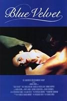 """Blue Velvet - 11"""" x 17"""" - $15.49"""
