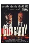 """Glengarry Glen Ross - two men - 11"""" x 17"""""""
