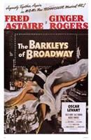 "Barkleys of Broadway The - 11"" x 17"""