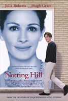 Notting Hill Wall Poster