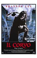 The Crow (spanish) Wall Poster