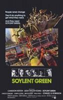 """Soylent Green - 11"""" x 17"""""""