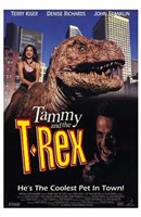 """Tammy and the T-Rex - 11"""" x 17"""""""