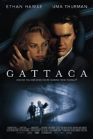 "Gattaca DNA Staircase - 11"" x 17"""